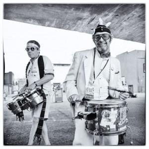 Mitch Reinitz, Drummers 733pm