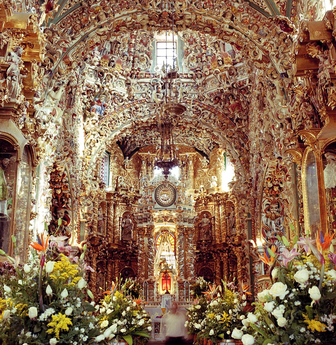 Iglesia de Tonantzintla