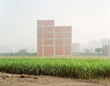 Noah Addis, New Construction on Farmland, Cairo, 2012
