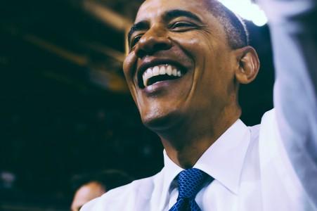 Toryan Dixon, President Obama, 2010
