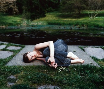 Photo Center Certificate Program Class of 2009, Elisa Huerta-Enochian, Self Portrait 14