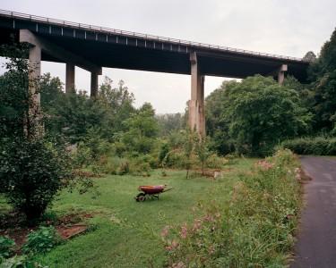 Jeff Rich, Garden, North Toe River, Spruce Pine, North Carolina, 2007