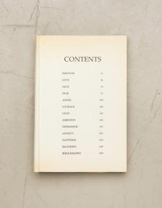 Kent Rogowski, Contents