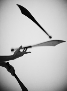 Henry Horenstein, Swords, Los Angeles, CA, 2005