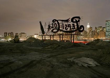 Lynn Saville, Pepsi-Cola Sign, 2008