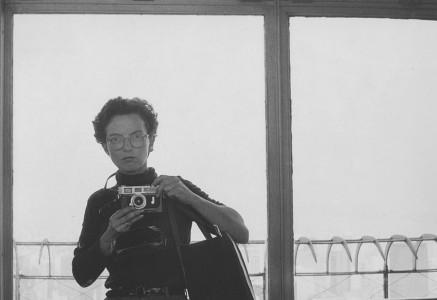 Janet Neuhauser, Self Portrait
