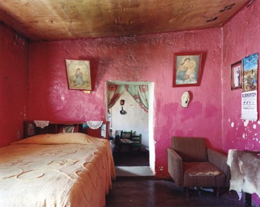 Seth Thompson, Magenta Room,Tomasa Navarro Puente Home, Alamitos
