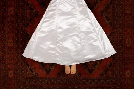 Gazelle Samizay, Upon My Daughter, Skirt