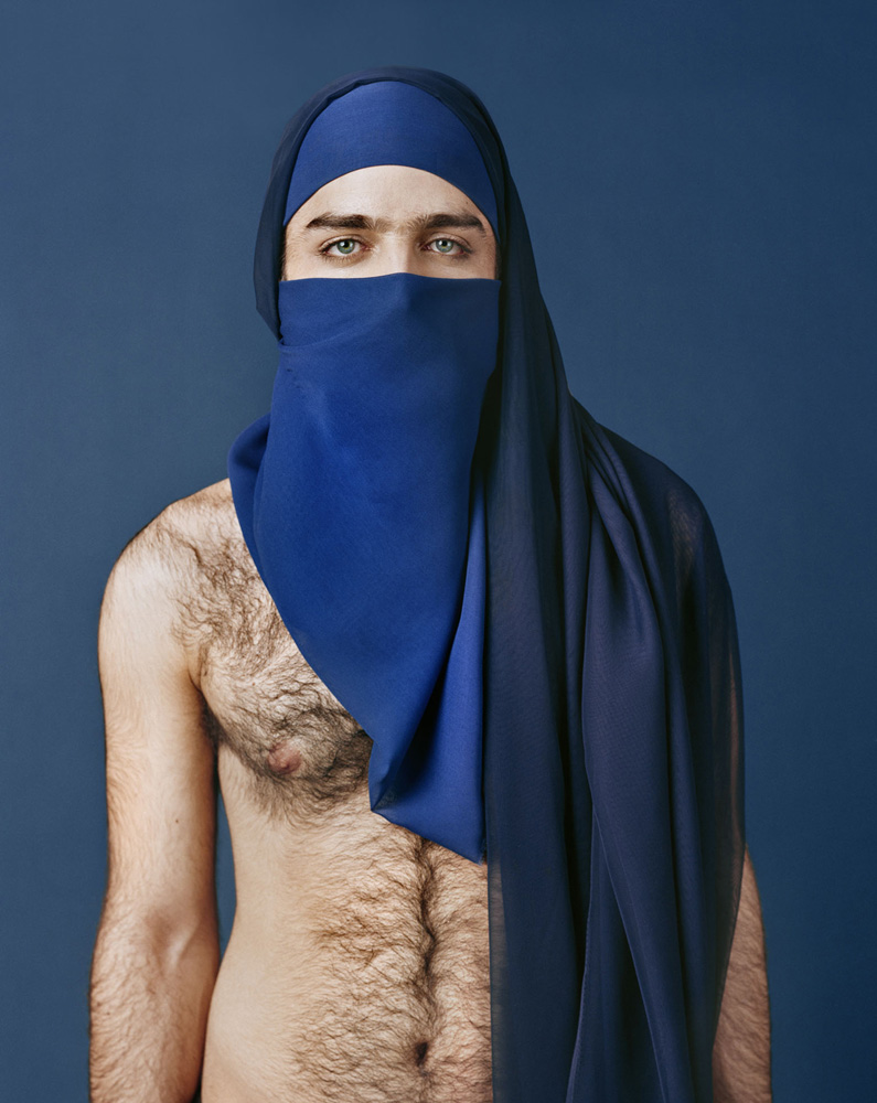 Sophia Wallace, Untitled (Modesty), 2010