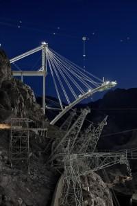 Jamey Stillings, Colorado River Bridge, 28 April 2009