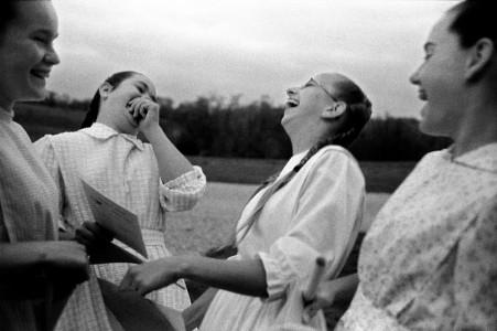Amy Thompson Avishai, Young Mennonites, Zanesville, Ohio 2002