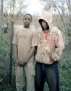 Daniel Traub, Two Boys, North Philadelphia, 2008