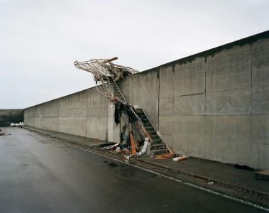 Stephen Vaughan, Sea Wall, Otsuchi, Iwate, Japan. 2011