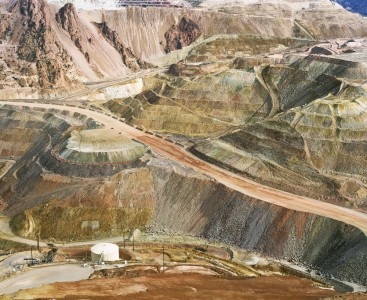 William Rugen, Morenci Mine, AZ