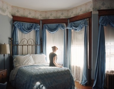 Yijun Liao, The Stranger in Her Room, 2nd Place Award