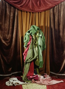 Marisa Aragona, CA Untitled from The Drapery Series, 2007 C-Print