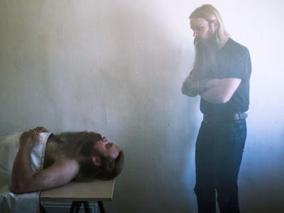 Brett Walker, Self Portrait as if I were Duane Michals