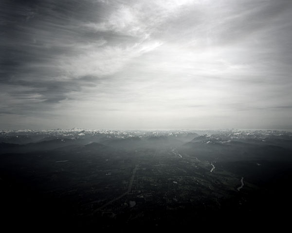 Aaron Gustafson - 10,000 ft., Cascade Range, Washington, 2009