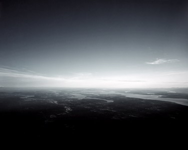 Aaron Gustafson - 10,000 ft., Shawangunk Range, New York, 2009