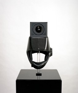 4x5 Helmet Camera (front view)