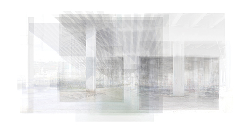 Thom Heileson, WA Arcade, 2007 Digital C-Print