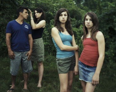 Vicki and Antonio, Veronica and Sabine, 2009 © Lydia Panas