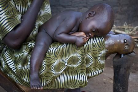 Alema Rose, Aler IDP Camp, Uganda, 2006 © Heather McClintock