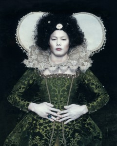 Existing in Costume 1, 2006 C-Print © Chan-Hyo Bae