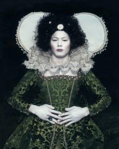 Existing in Costume 1, 2006 C-Print © Chan-Hyo Bae