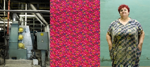Factory, 2009 Digital Print © Lucia Ganieva