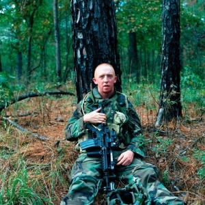 Casualty, Fort Polk, Louisiana, 2005 Archival Pigment Print © Christopher Sims
