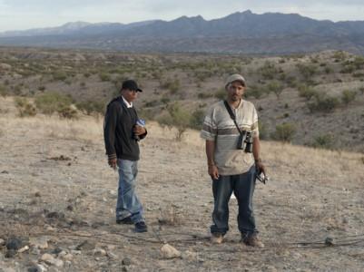 Smugglers, Sonora, 2009 Archival Inkjet Print © David Taylor