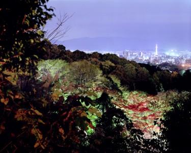 Christina Seely, Metropolis 35°00'N135°45'E (Kyoto), 2009 Digital C-Print