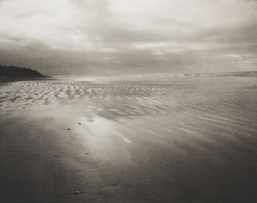 Exposed, 2009 Palladium/Platinum Print © Daniel Gregory
