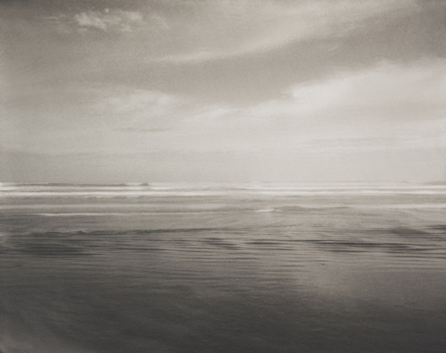 Salt Air, 2009 Palladium/Platinum Print © Daniel Gregory