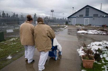 Strolling in the Yard, 2009 Inkjet Print © Cheryl Hanna-Truscott