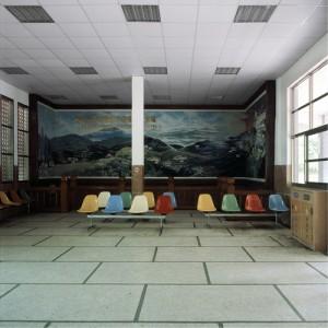 Waiting Room, Alishan, Taiwan, 2008 Archival Pigment Inkjet Print © Magda Biernat
