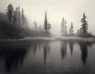 Jahnavi Lisa Barnes, Lake Rim Guardians, Mt. Baker, WA