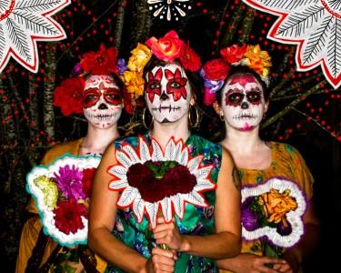 Nick Shepard, Neon Mamacita: Dia de los Muertos