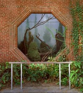 Nick Shepard, Windowed Landscape, 2010