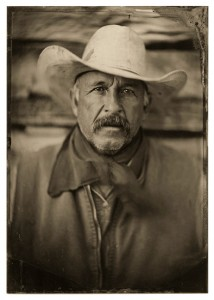 Robb Kendrick, Bill Hall, Spanish Ranch, Nevada, 2006