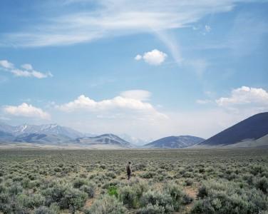 Sage Field, Lone Pine Ridge, Idaho