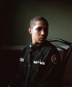 Jason Hanasik, Sharrod (head shot)