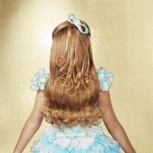 Susan Anderson Elizabeth (verso), Age 9, Austin Texas, 2005
