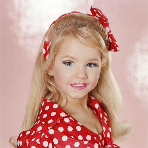 Susan Anderson Danica, Age 5, Santa Ana California, 2005